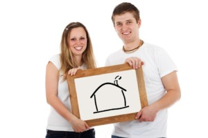Couple Dreaming of Homeownership