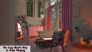 The Lazy Man's Way to Home Staging