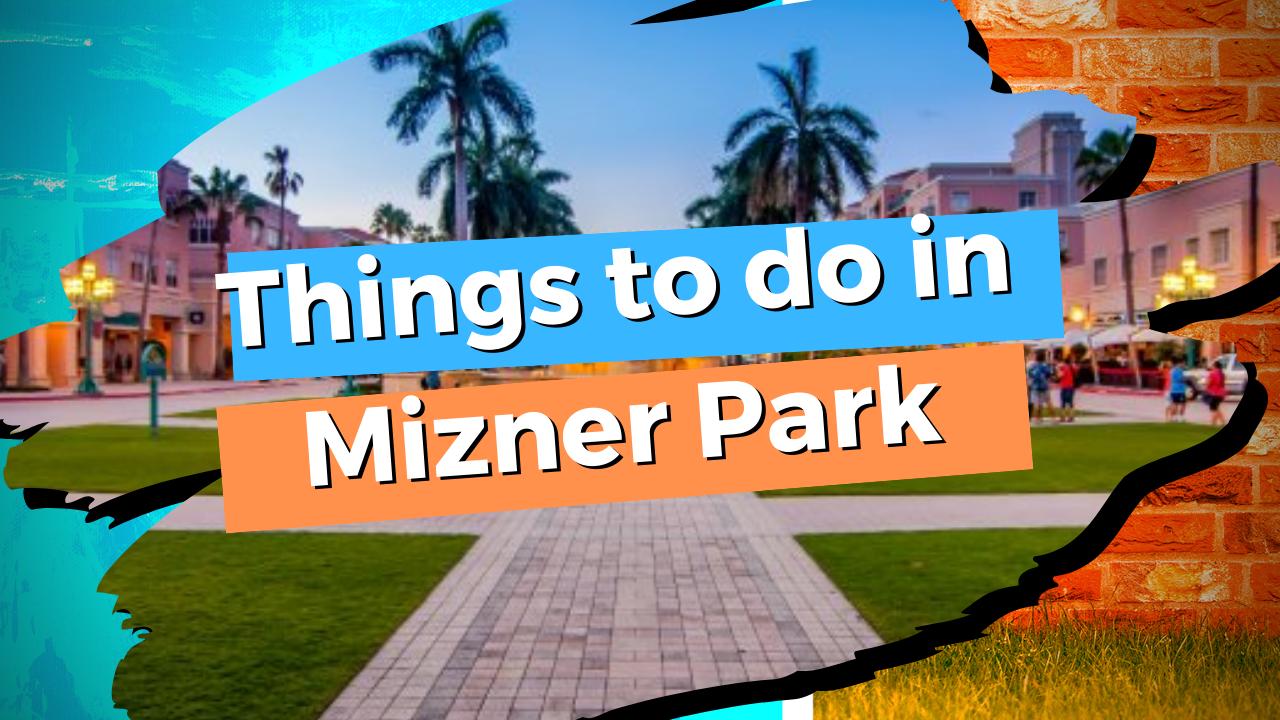 Shopping at the Mizner Park